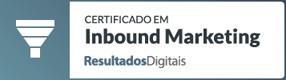 Certificado RD Inbound Marketing